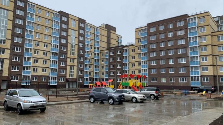 Эскроу-счета в действии: в Архангельске сдали первый дом по новому законодательству