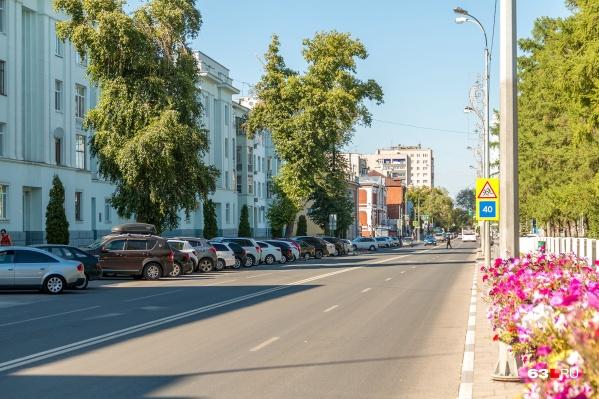 Уже в субботу по Чапаевской в районе площади Куйбышева нельзя будет проехать