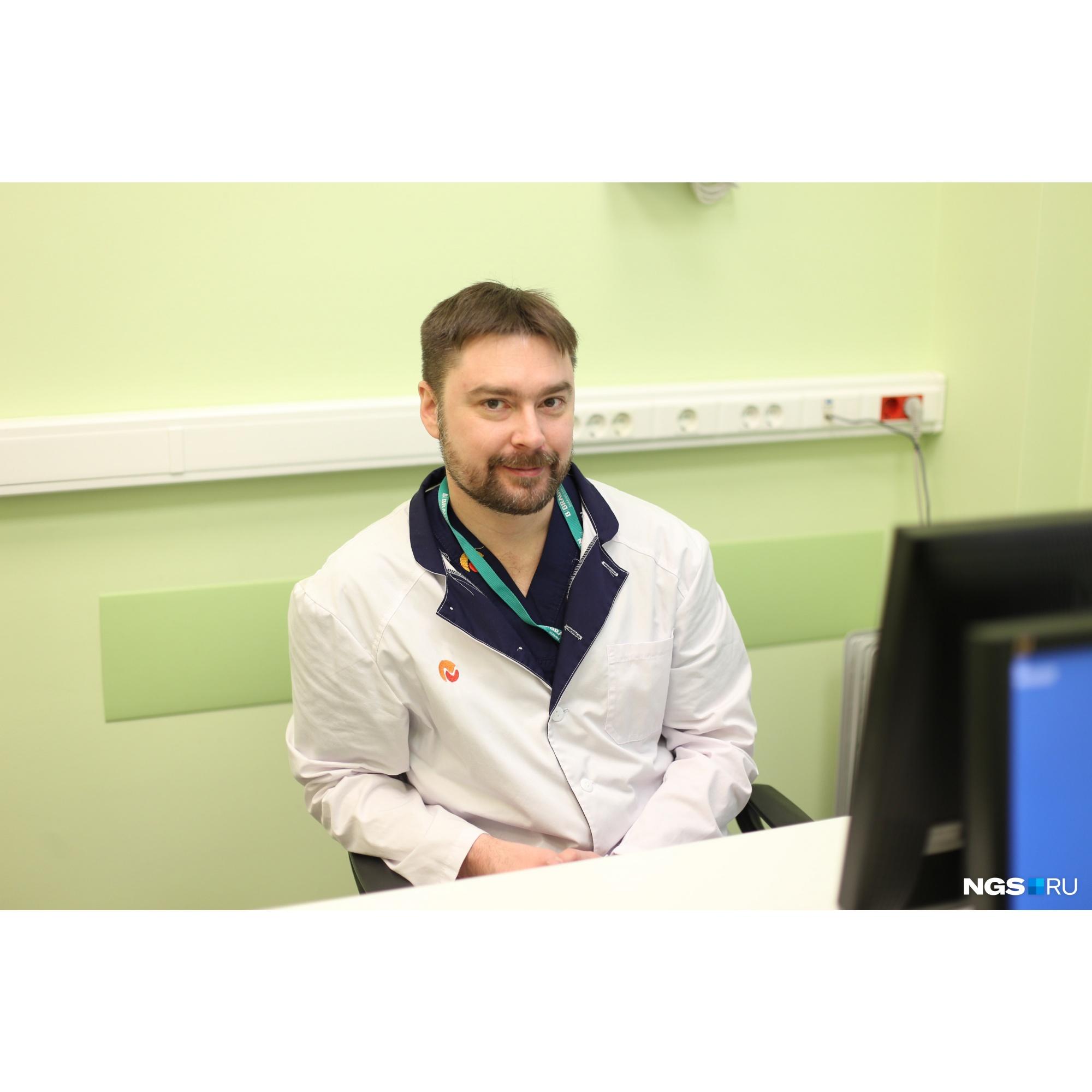 Сергей Чернов говорит, чтопрактически у 50% пациентов встречаются глиомы, правда, такая локализация — редкость