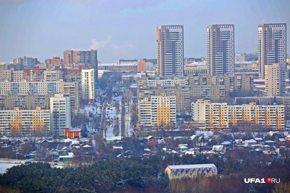 Высотки свяжут два микрорайона города