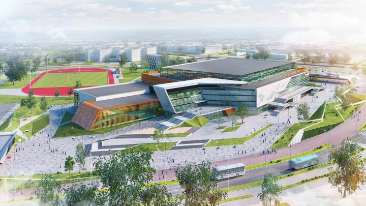 Новые границы Екатеринбурга: как летняя Универсиада-2023 изменит город