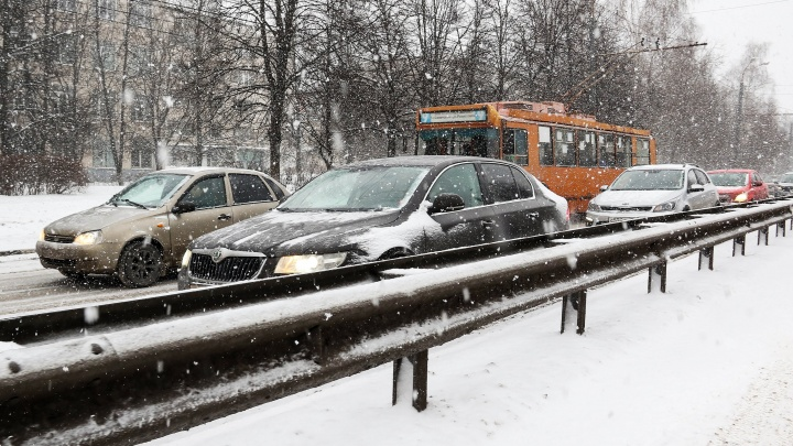 Где нельзя будет парковаться к концу января. Карта NN.RU