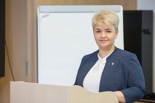 Ольга Панчихина ранее была членом Общественной палаты Башкирии