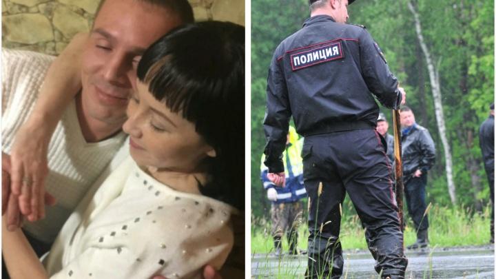 На Урале мужчина избил до смерти жену, спрятал тело и вместе со всеми неделю ее разыскивал