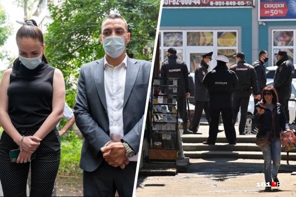 В городе продолжает греметь дело Борзенко — Бабаевых