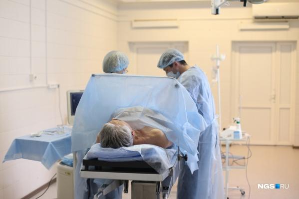 Операции делаются по направлению лечащего хирурга