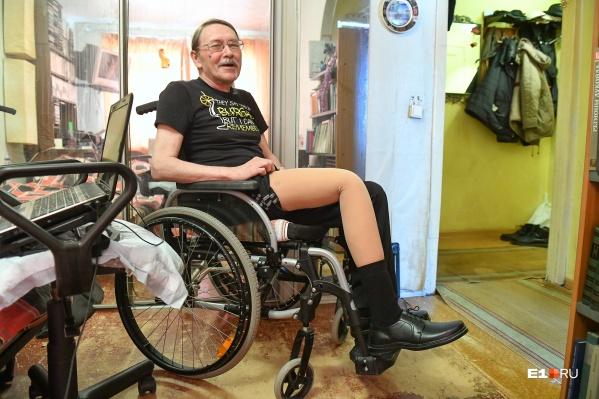 Людей с инвалидностью можно спрашивать о случившемся. Главное — не хамить, впрочем, как и всем остальным