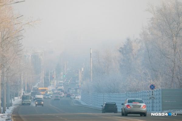 Губернатор уверен, что в Красноярске не самые большие проблемы с экологией в стране