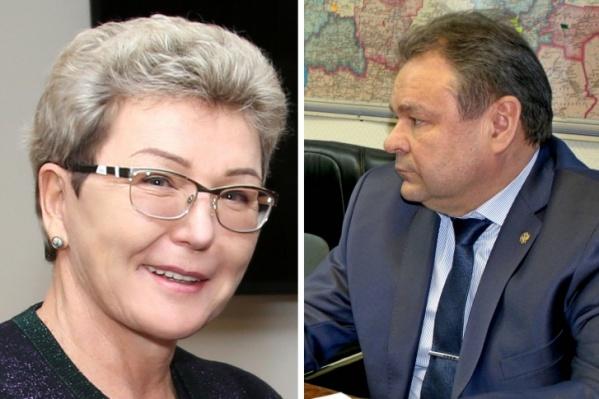 Надежду Пинигину и Валерия Заикина задержали 20 февраля