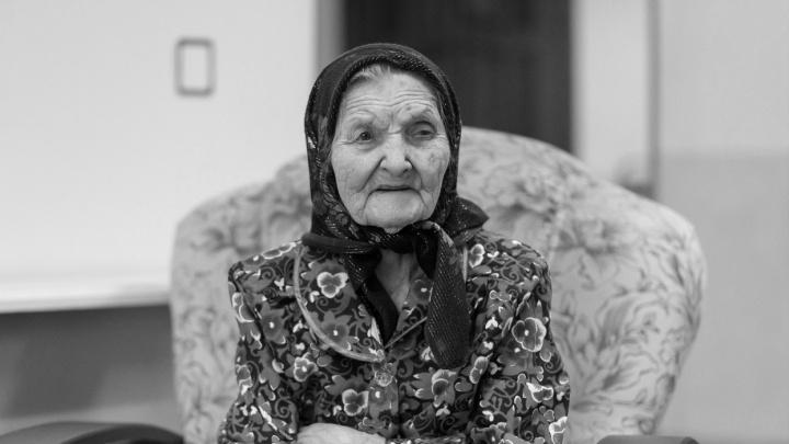 В Волгограде умерла привившаяся от COVID-19 долгожительница