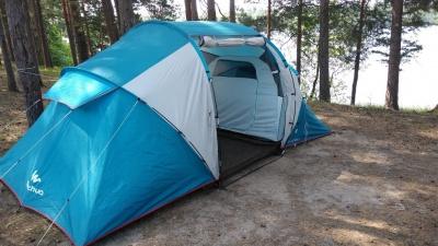 На природу с палаткой: список лучших мест для кемпинга в Нижегородской области