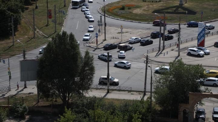 Перекрытие улицы Авроры перенесли на август