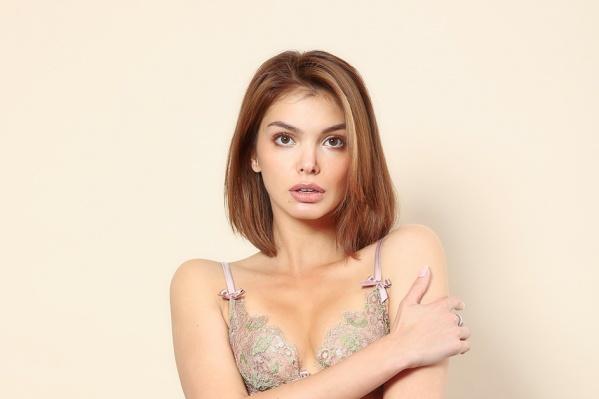 Лиде Пономаревой 24 года. Она уже украшала собой мужской журнал
