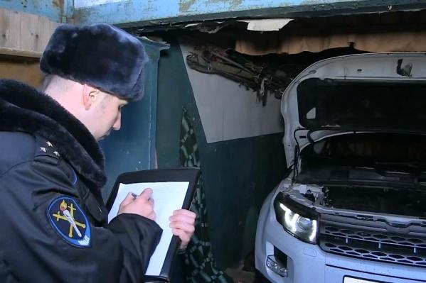 В Екатеринбурге снизилось число похищений автомобилей