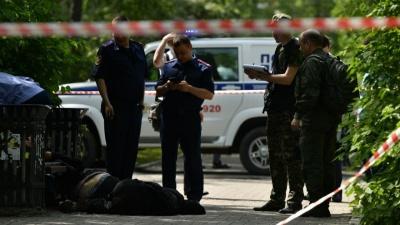 Следователи заявили, что убийца трех человек в центре Екатеринбурга ранее не был судим