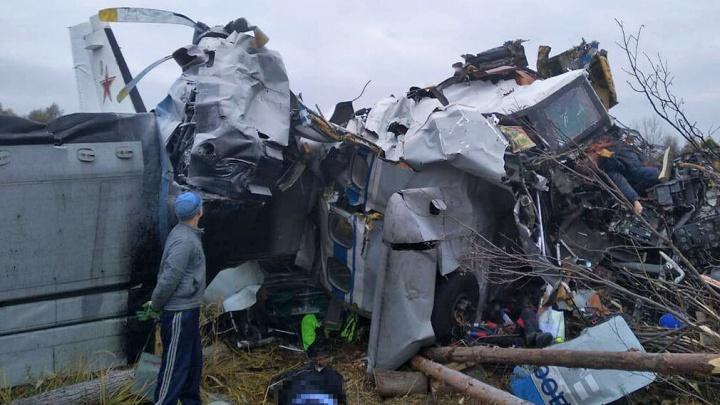 Почти дети: в авиакатастрофе в Татарстане погибли парень и девушка из Башкирии