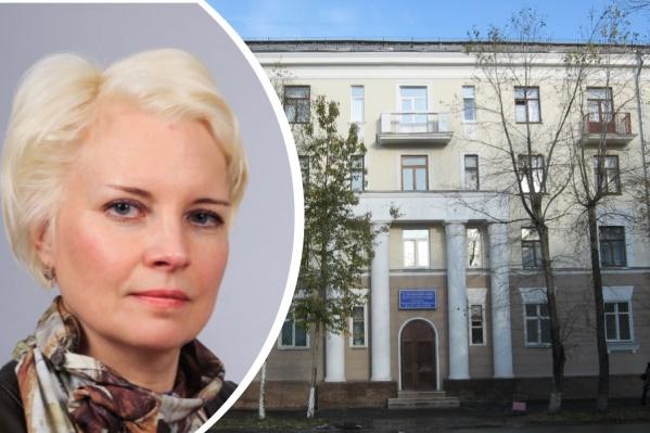 В Гуманитарном институте филиала САФУ в Северодвинске Оксана Чупрова больше не работает