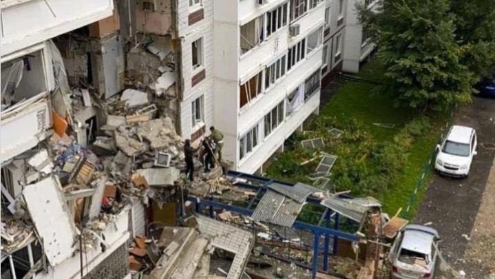 На месте взрыва в Ногинске разбирают завалы. Число погибших выросло до пяти