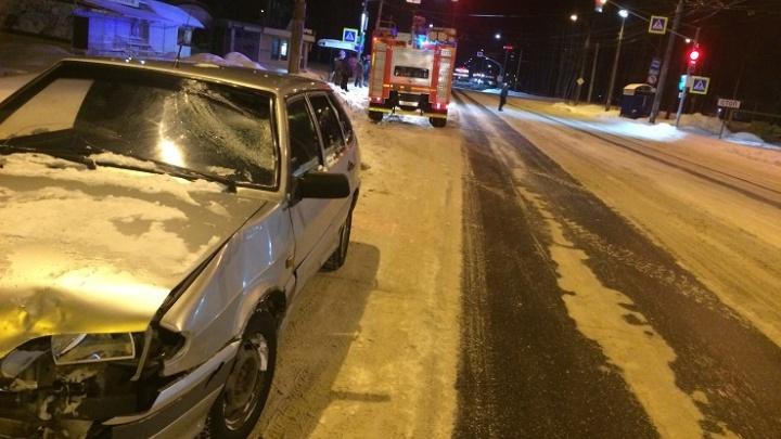 В Ярославской области водитель без прав сбил подростка