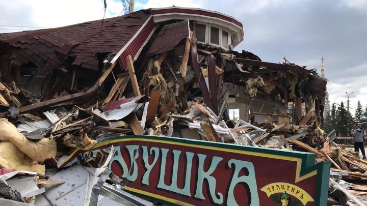 Владелице «Дубравушки» вернули иск против сноса кафе-самостроя