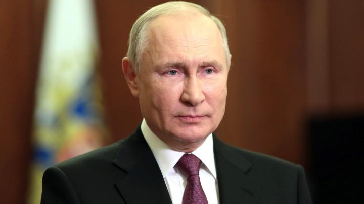 Путину доложили о стрельбе в Пермском университете