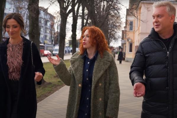 Ирина Шихман поговорила с Сергеем Светлаковым и его женой Антониной