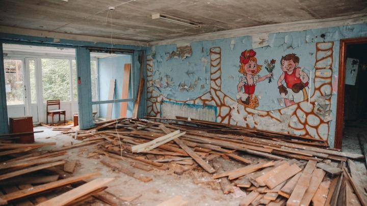 Призрачное «Здоровье»: детский лагерь под Тюменью выкупил Антипинский НПЗ и забросил