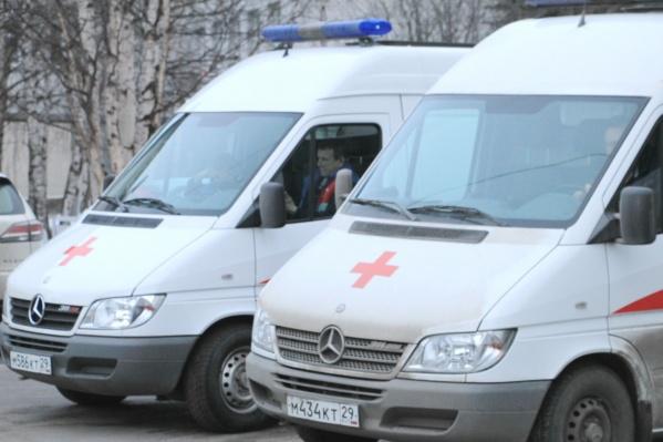 Ребенок пациентки не дожил до того, как ее привезли в болльницу