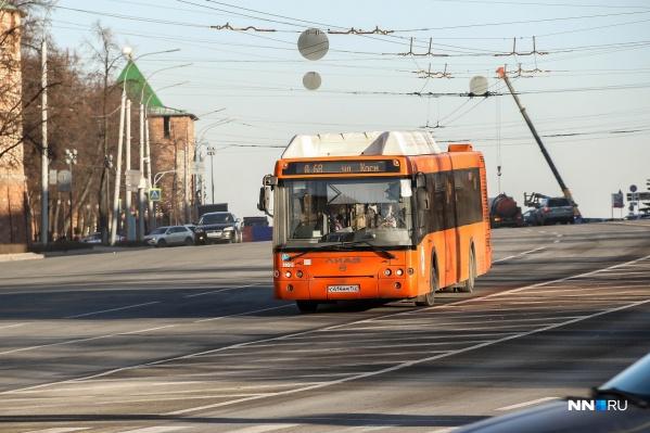 Нижегородцы жаловались на выключенные кондиционеры в автобусах во время аномальной жары