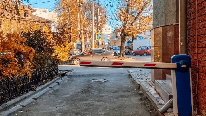 Как установить шлагбаум во дворе в Нижнем Новгороде: публикуем пошаговую инструкцию