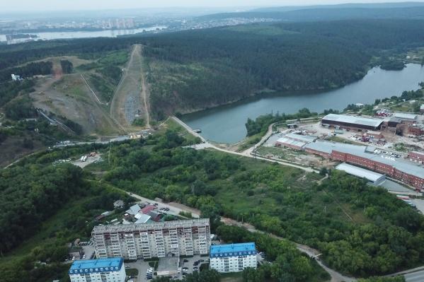 Рядом с ЖК планируется комплексное развитие набережной реки Патрушихи