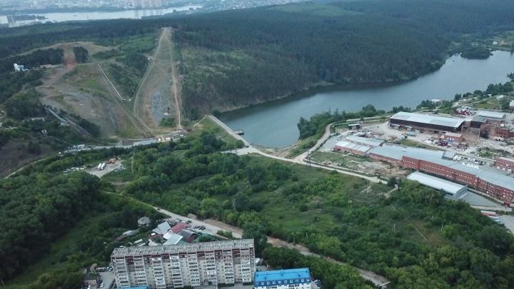 В Екатеринбурге построят ЖК с видом на пруд и Уктусский лесопарк. Показываем первые рендеры