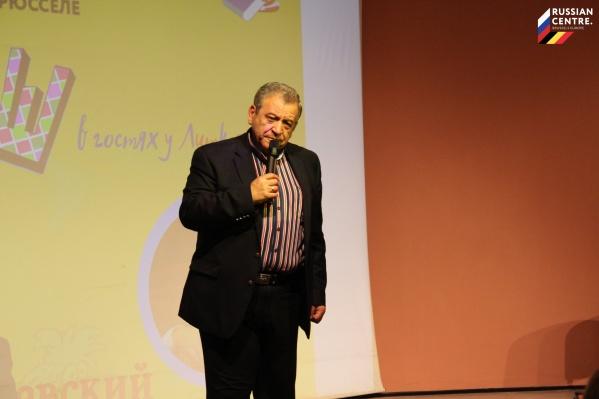 Борис Грачевский умер на 72-м году жизни