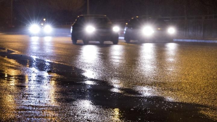 Вылетел на встречку: в Ярославской области в лобовом ДТП погиб водитель