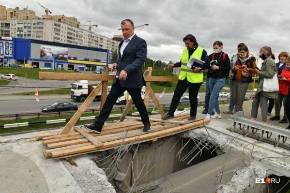 Ремонт развязки на Луганской — Объездной может затянуться из-за железнодорожников