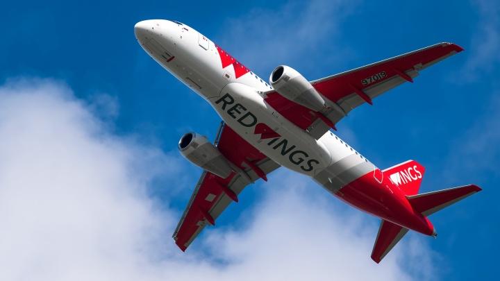 Red Wings запустит прямые рейсы из Новосибирска в Екатеринбург — цены в мае от 1999 рублей