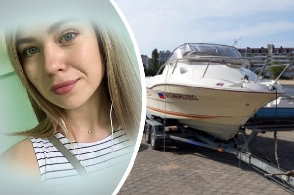 Лилия Бирулина пропала осенью во время морской прогулки