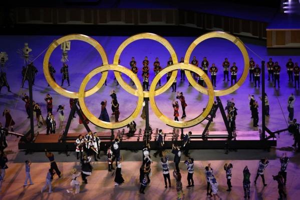 Открытие Олимпийских игр прошло 23 июля