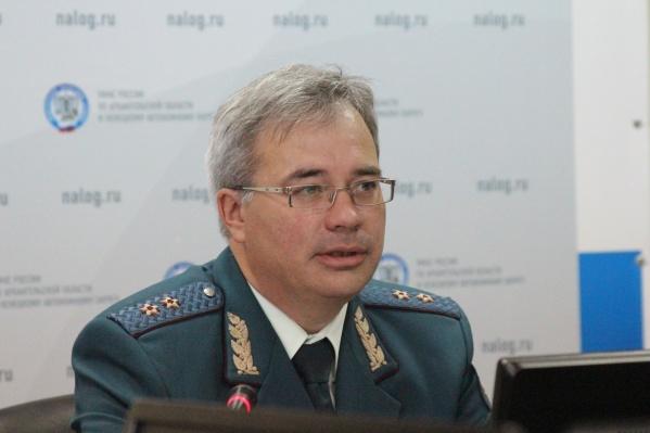 Сергея Родионова отправили под домашний арест