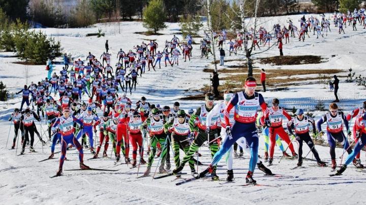 С лыжной трассы — в сториз: участники Дёминского марафона получат скоростной интернет