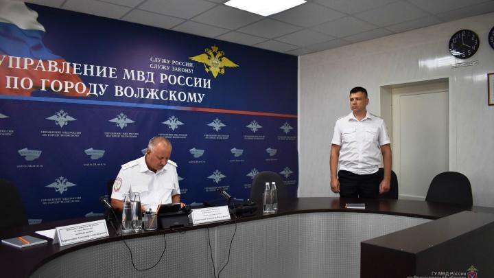 Начальник волгоградского центра противодействия экстремизму возглавил УМВД Волжского