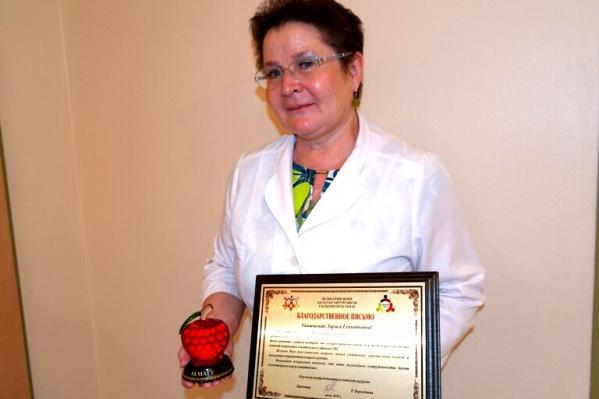 Лариса Фечина работает заместителем главврача по онкологии и гематологиии в ОДКБ