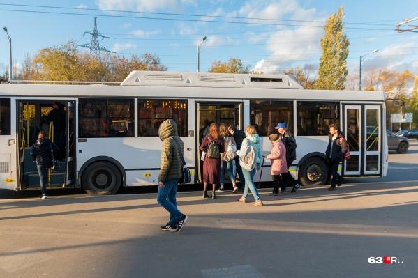 «СамараАвтоГаз» обслуживает все городские маршруты