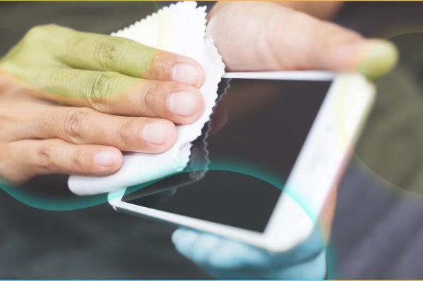 Можно купить защитное стекло для смартфона всего от 50 рублей