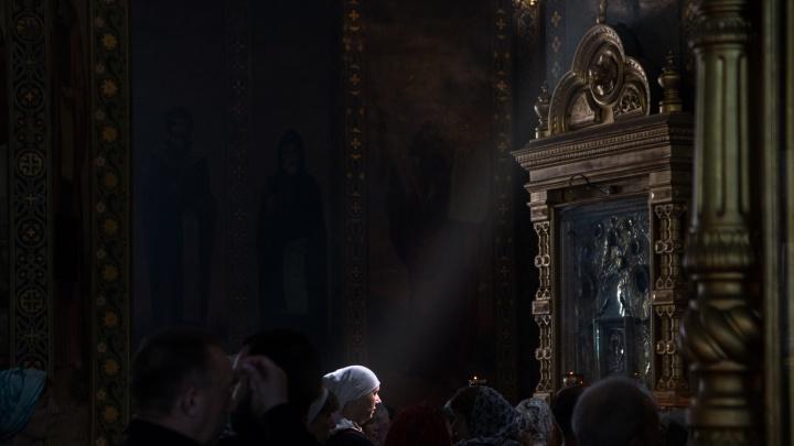 Власти рассказали, как пройдут рождественские службы в храмах
