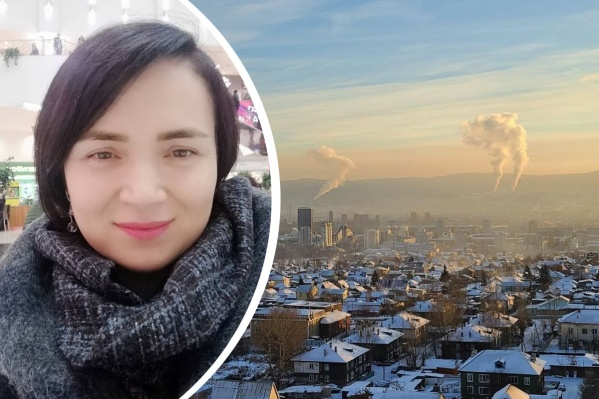 Наталья возмущена проблемами с воздухом в городе