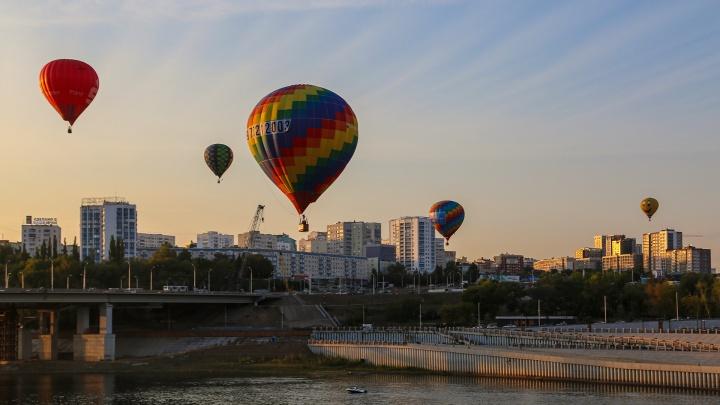 Что будет, если взорвется баллон или лопнет горелка: 7 вопросов про полет на воздушных шарах в Уфе
