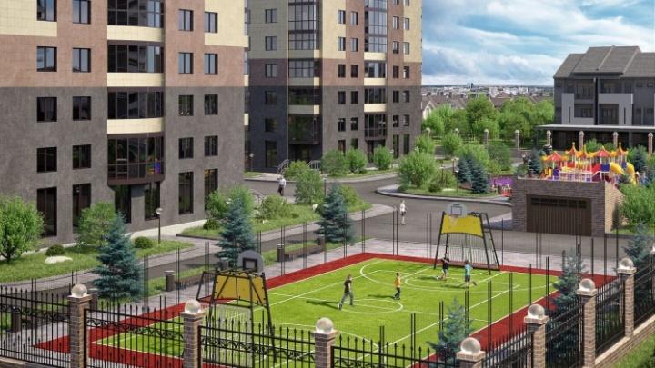 Квартиры в ЖК комфорт-класса продают в ипотеку под 0,1%: есть подземный паркинг и две станции метро