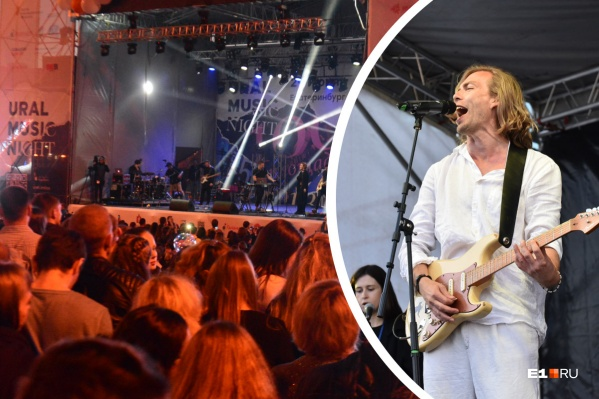 На этом фестивале Миша Лузин должен был выступать на площадке, организованной в винотеке «Бурбон»