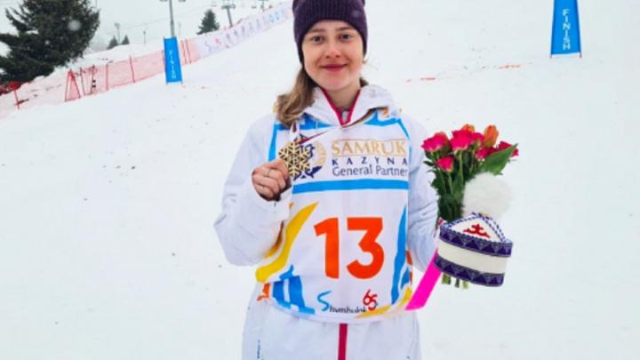 Спортсменка из Прикамья завоевала бронзу чемпионата мира по могулу